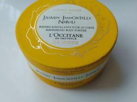 L'Occitane Jasmin-Immortelle-Neroli Shimmering Bod