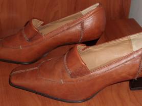 Туфли модельные кожаные K-Shoes Великобритания 37