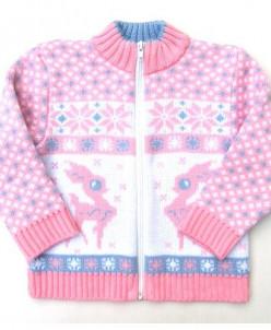 Жакет арт.717 цвет розовый