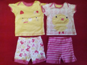 Пижамы 2 шт Mothercare 1,5-2 года