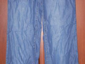Брюки новые под джинсу (лёгкие, тонкие, летние)