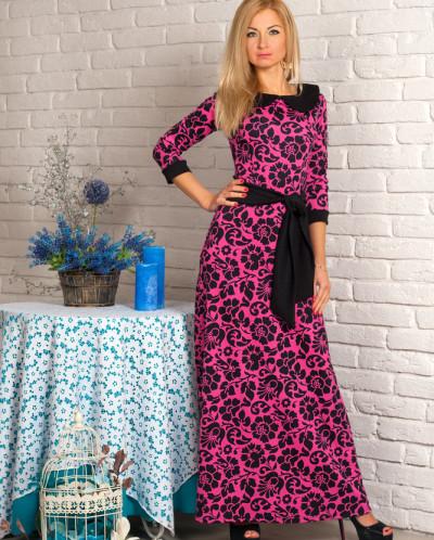 Платье № 835