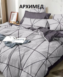 """1,5 спальный САТИН """"Архимед"""""""