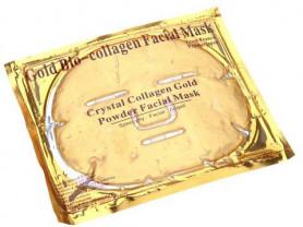 Маска золотая коллагеновая на все лицо
