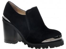 Туфли натуральная замша кожа Nando Muzzi Италия