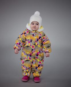 Комбинезон для малышей Rosie Lenne /Керри (зима 2017-2018г)