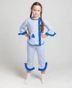 Пижама Аленка (кулирка)