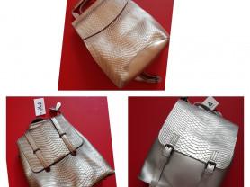 Новые кожаные рюкзаки 3 расцветки