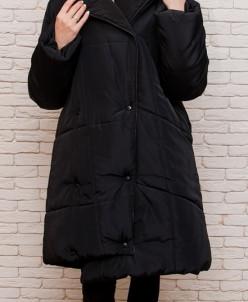 Женская куртка-одеяло с капюшоном