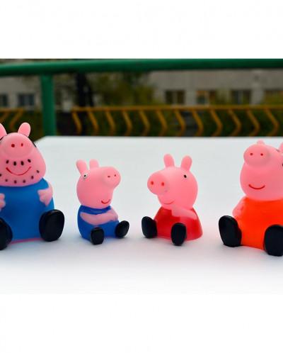 Набор для игры в песочнице Свинка Пеппа, 5 предметов