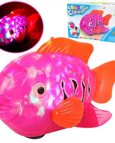 Игрушка детская Золотая рыбка