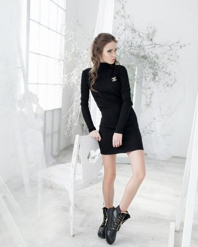 Платье Шанель №01339