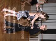 платье для бальных танцев LA Ю1