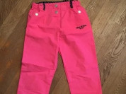 Малиново-розовые брюки Max&Mia.