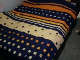 кровать из массива береза