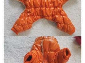 Одежда для собак зимний комбинезон новый на собаку до 3 кг