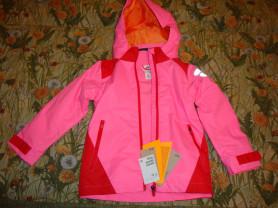 Новая куртка Н&М р.116