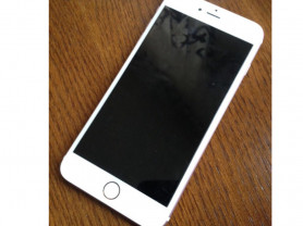 Айфон 6+s розовий 64гб