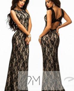 Платье длинное Фабрика Моды