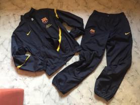 Ветровочный костюм Nike FC Barcelona р.S