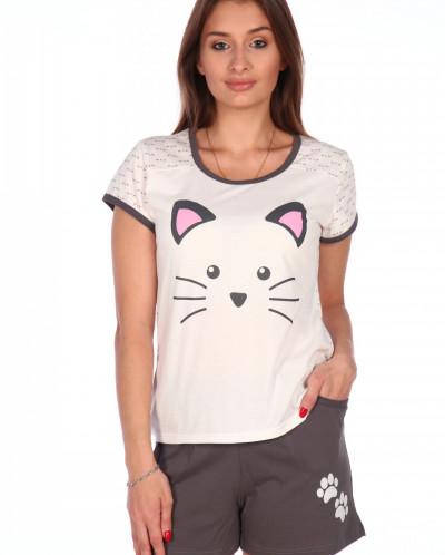 "Пижама П-04к (кошка) ""Я"""