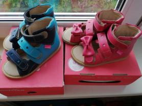 Ортопедические сандалии Aurelka