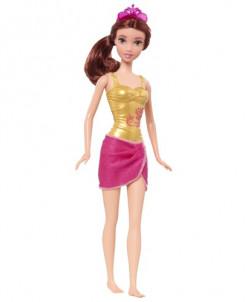 Кукла принцесса Дисней на пляже Белль