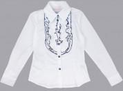 Школьная блуза 2 шт colabear размеры 122 и 130