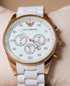 Часы Emporio Armani кварцевые