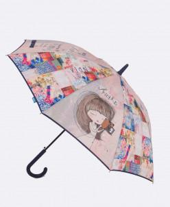 Зонт-трость автоматический A*n*e*k*k*e India