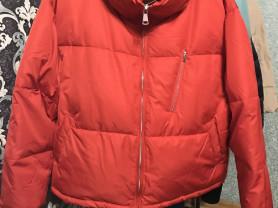 новая куртка пуховик размер L 48