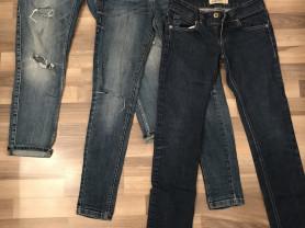 продам джинсы пакетом - 24 размер
