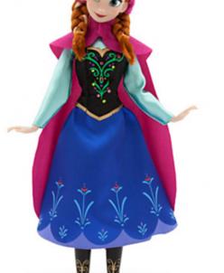 оригинальная кукла DISNEY  - Анна (Холодное сердце)