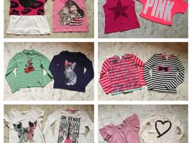 футболки, топы, лонгсливы на рост 134-140