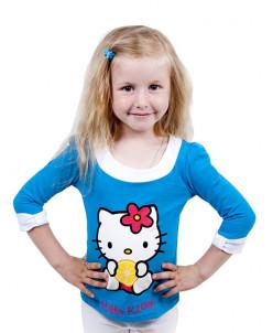 """Футболка """"Hello Kitty"""", рукава 3/4"""