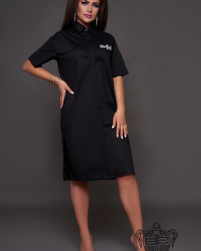 Платье рубашка - 30540