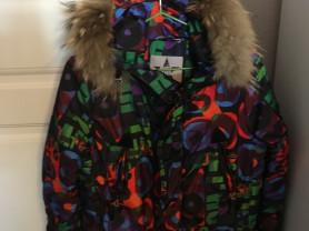 Продам зимнюю куртку Шалуны, рост 146