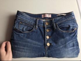 фирменный джинсы guess
