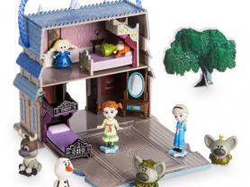 Disney Animators' Collection Кукольный домик Эльзы