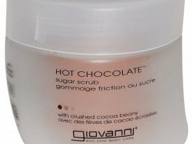 Сахарный скраб Giovanni «Горячий шоколад», США