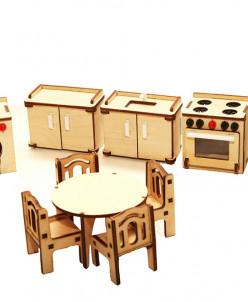 Мебель - Кухня: Чудо-Дом
