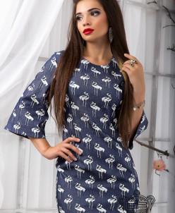 Шикарное платье -9649
