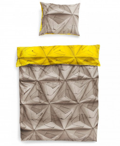 Комплект постельного белья Оригами. ТРИ ЦВЕТА!