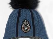 Зимняя шапка Aleksa, ОГ 48-50 см
