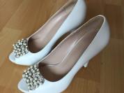 Туфли белые Calipso