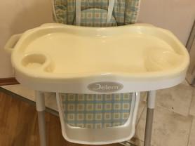 Детский стульчик для кормления JETEM piero.