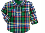 рубашка на флисе джимбори