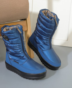 Дутики King Boots KB520BL Blau Синий