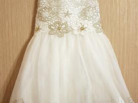 Новое нарядное платье оригинал 110 116 122 128