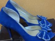 новые туфли нат замша р 36
